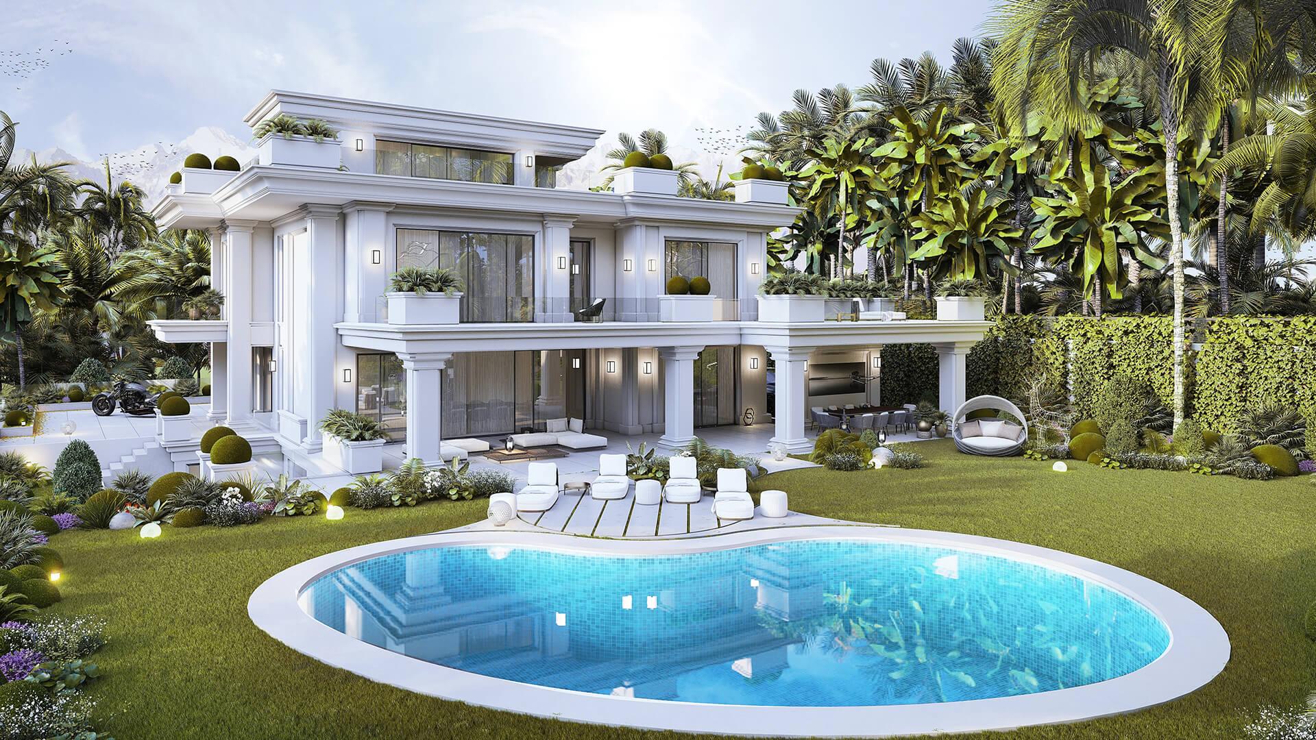 Villas Lomas de Marbella Club - Golden Mile