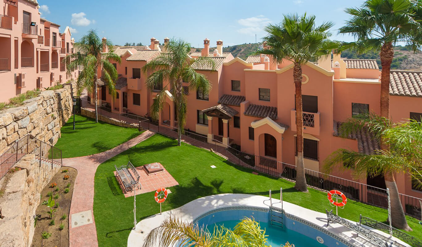 Estepona Townhouses