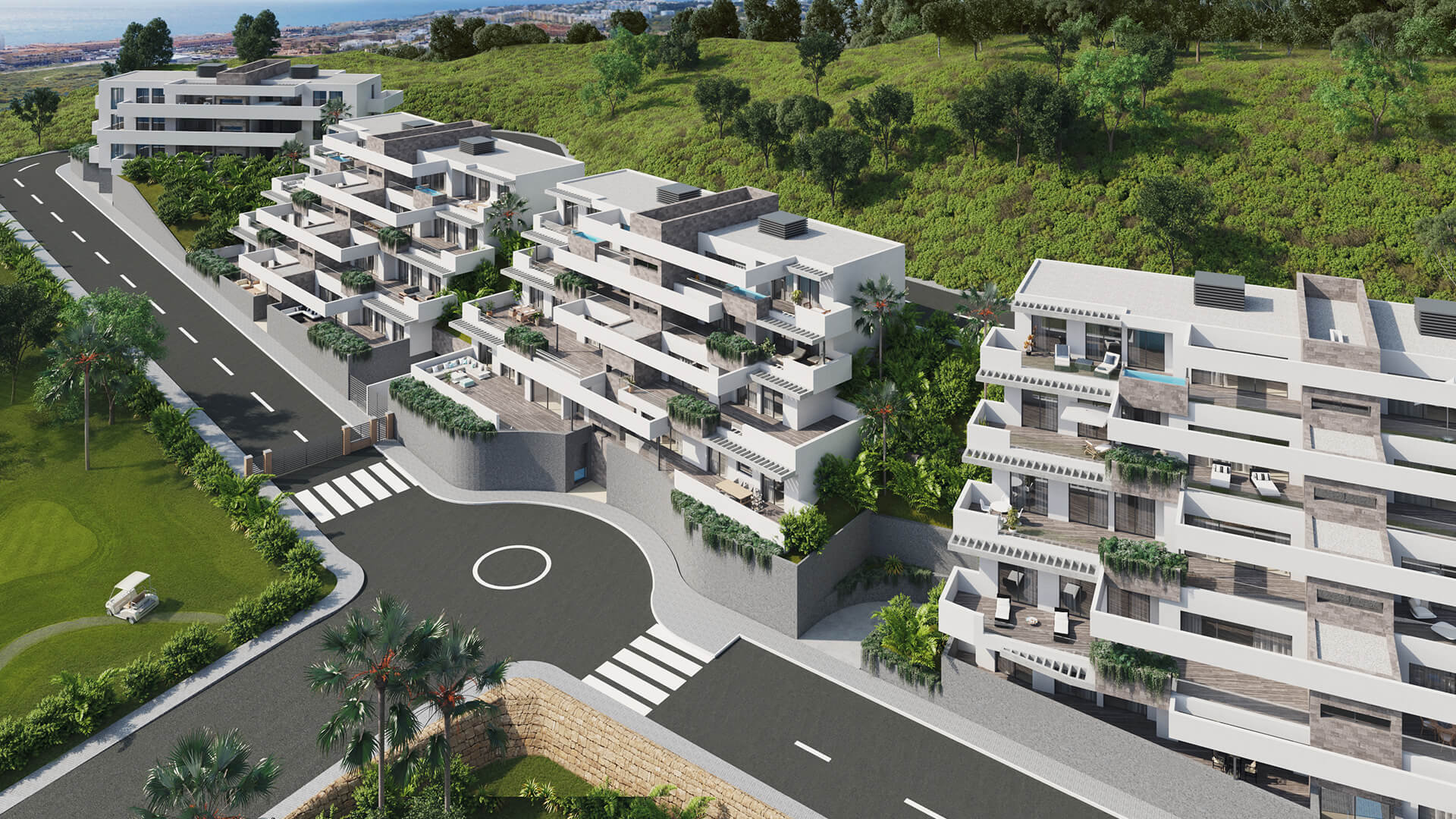 Apartments La Cala
