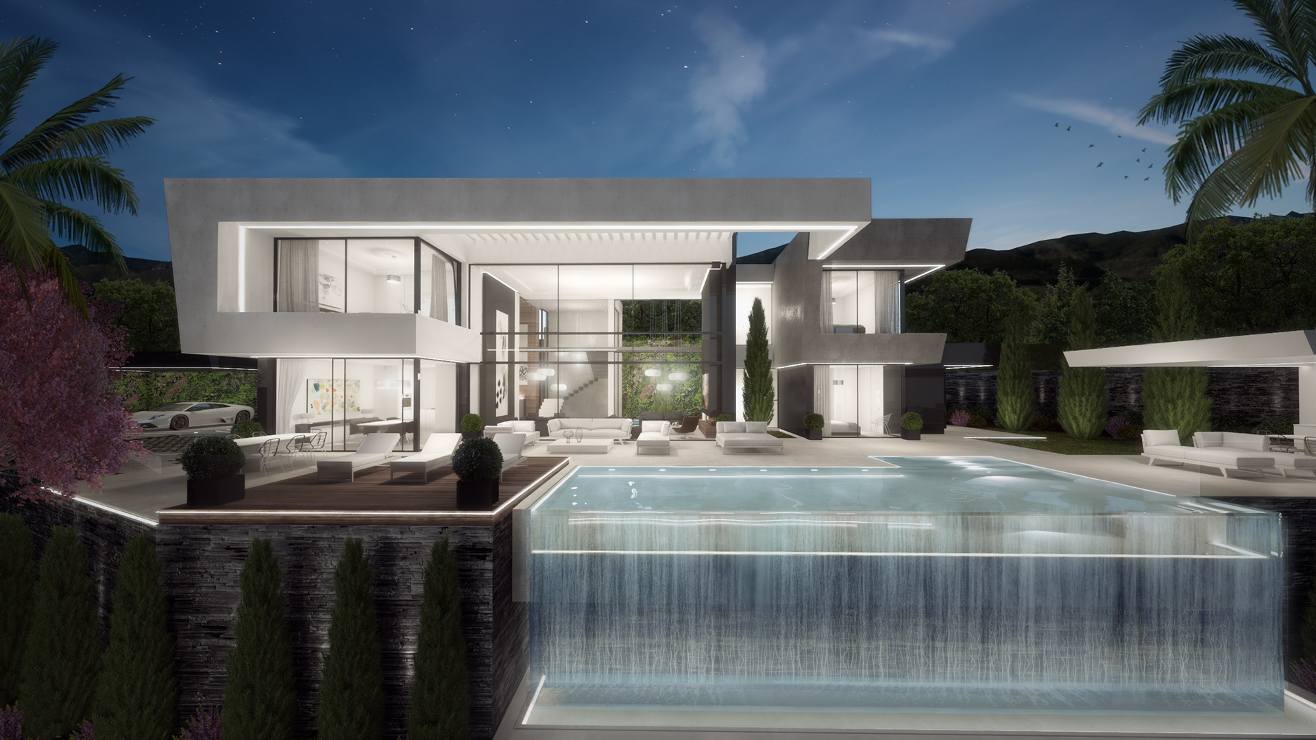Modern Luxury Penthouses New Property For Sale In Marbella Off Plan