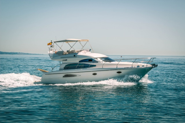 Marbella For Sale Boat Rental - Astondoa 40 FLY