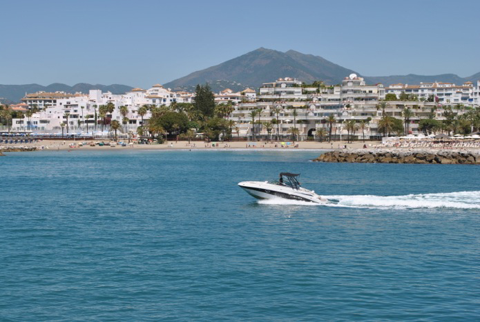 Marbella For Sale Carta del Barco - Crownliner E6