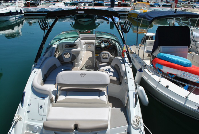 Marbella For Sale Boat Rental/Charter - Crownliner E6