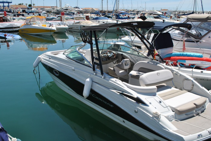 Marbella For Sale Boat Rental - Crownliner E6